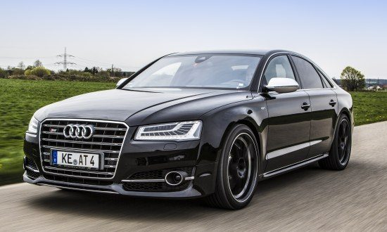 Abt S8 Facelift