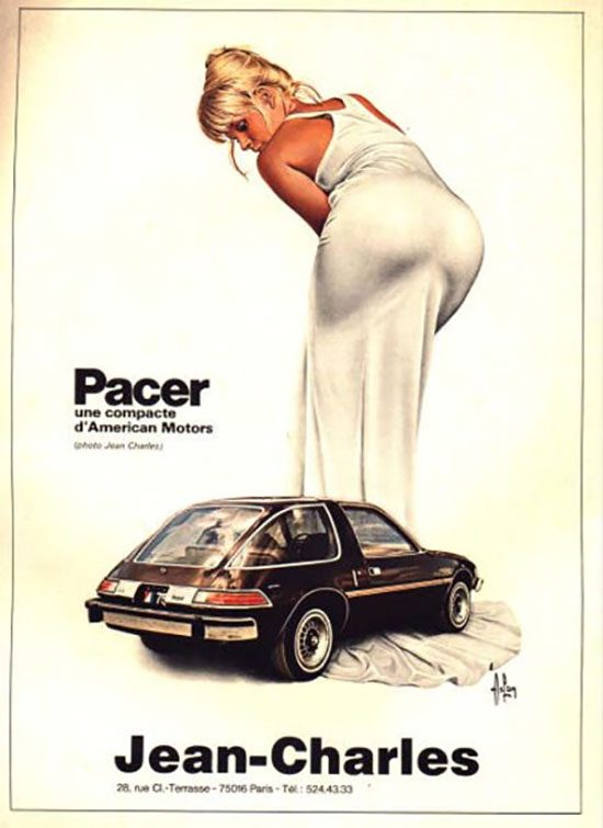 AMC Pacer Jean-Charles