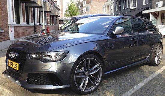 Dit Zijn 15 Dikke Audi Rs6 En Op Nl Platen Autoblog Nl