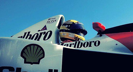 Ayrton Senna overleed 20 jaar geleden