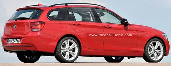 BMW 1 Serie Touring