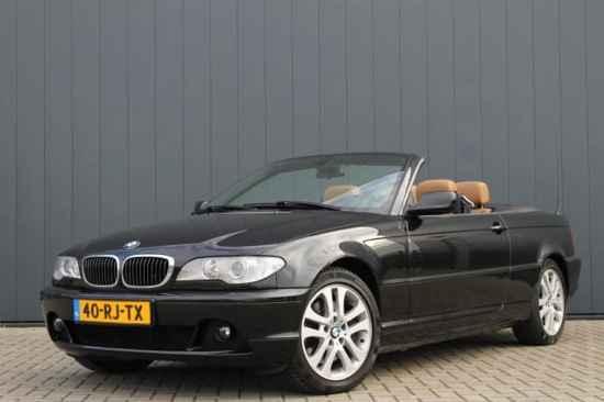 BMW 3 serie cabrio