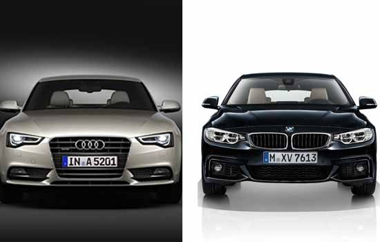 Audi A5 of BMW 4 serie?