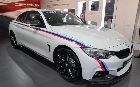 BMW 435i Coupé M Performance @ Geneve 2014
