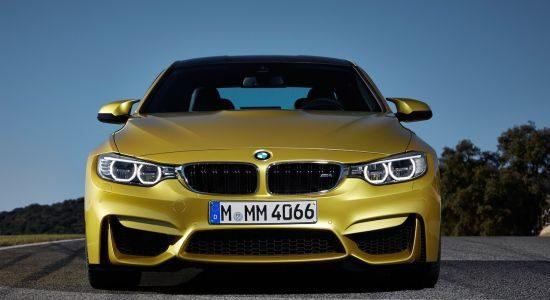 BMW M4 Cabrio onthulling
