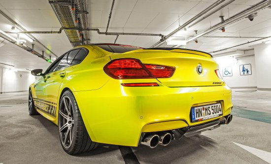 BMW M6 RS800