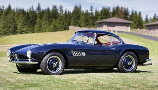 BMW 507 series-ii
