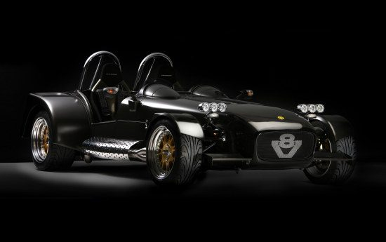 Caterham Levante V8