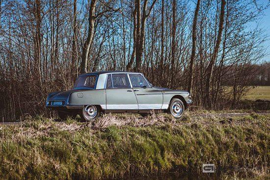 Citroen DS19 Chapron Majesty Spécial