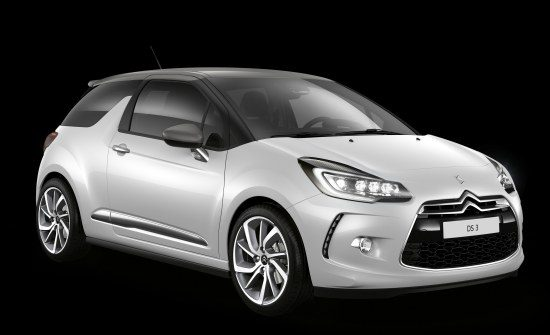 Citroën DS3 facelift