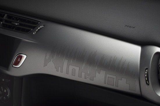 DS3 lasergravure