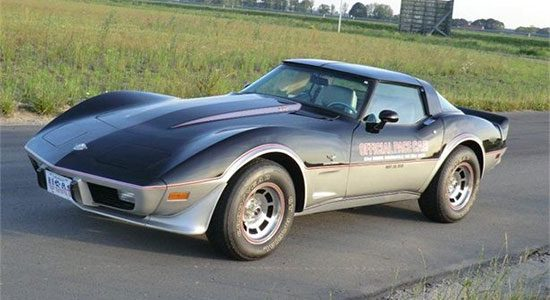 Corvette Pace Car 1978 te koop