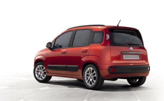 Fiat Panda kost niks