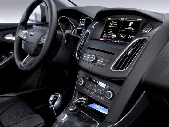 Ford interieur
