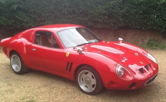 Ferrari 250 GTO bargain of the week