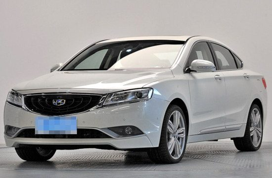 How geely waited for volvo