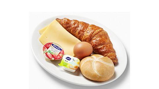 IKEA 1 euro-ontbijt