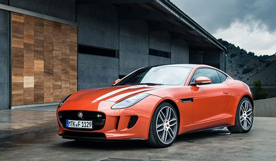 Jaguar F-Type-R