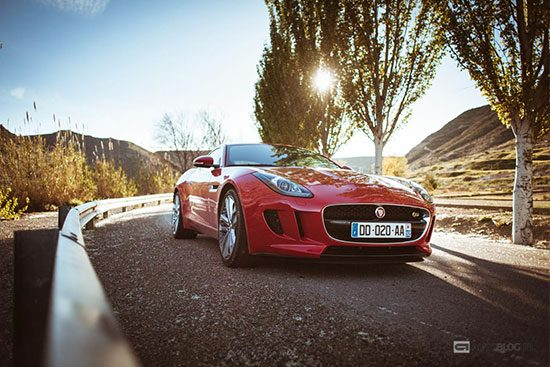 Jaguar F-Type S Coupe
