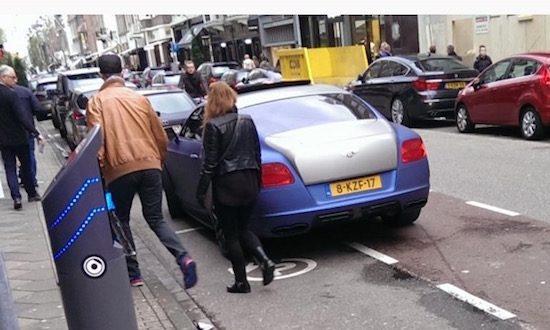 Bentley-tokkie
