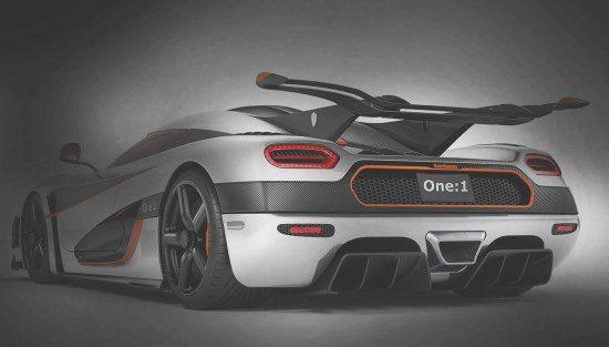 Koenigsegg One:1 teasert
