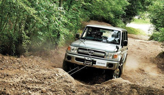 Land Cruiser Classic re-release