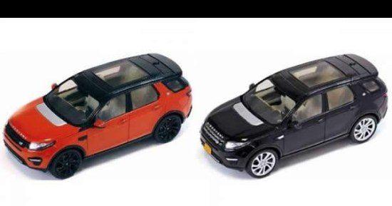 Land ROver Discovery Sport schaalmodellen