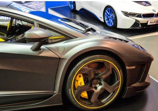 Lamborghini Carbonara
