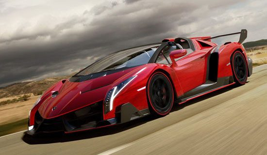 Rode Veneno Roadster