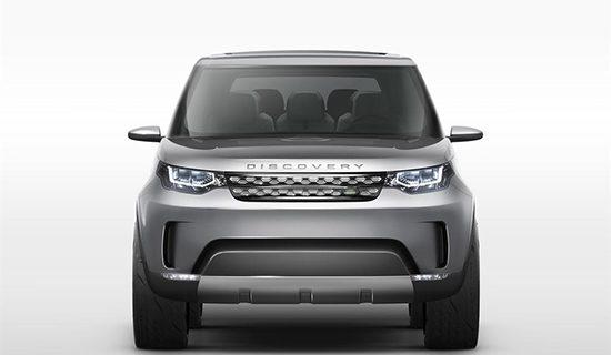 Land Rover kondigt een Discovery Sport aan