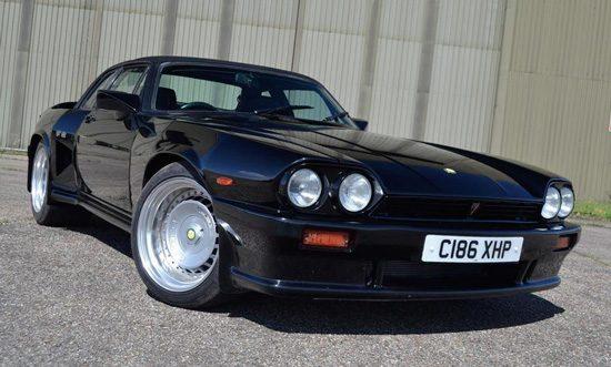 Lister-Jaguar XJ-SC