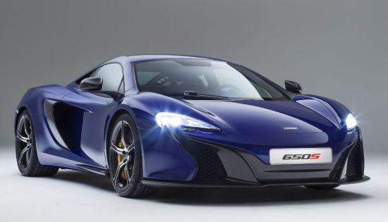 McLaren 650S prijs