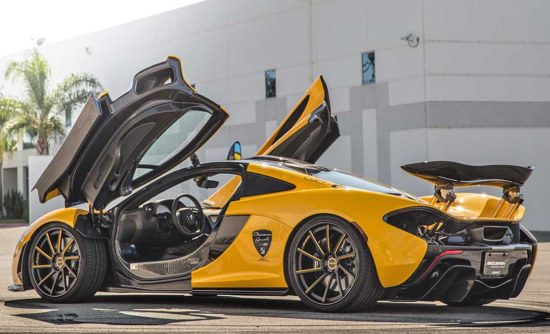 gele mclaren p1 zoekt na 500 km een nieuw baasje updated. Black Bedroom Furniture Sets. Home Design Ideas