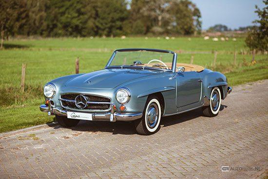 Mercedes 190SL 1959