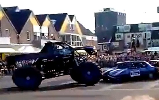 Monster Truck Haaksbergen