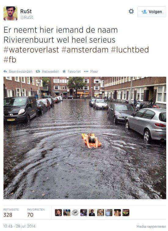 Noodweer Nederland