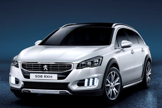 Peugeot 508 facelift