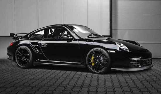 Porsche 997 GT2 OK-Chiptuning