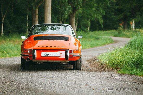 Porsche 911 S Targa 2.4 1972