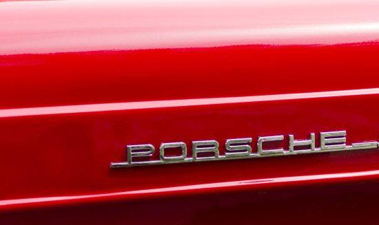 Klassieke Porsche
