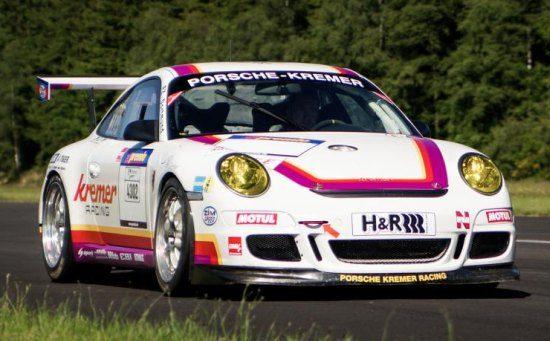 Porsche GT3 Cup 997