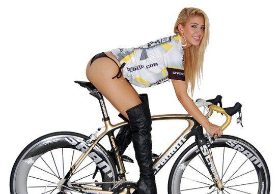 Typische amateurwielrenner