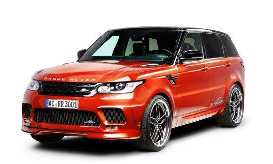Range Rover Sport AC Schnitzer