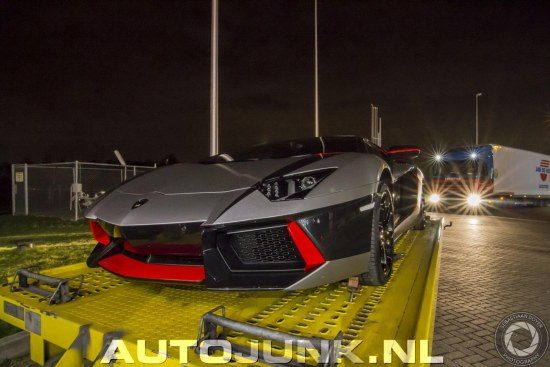 Aventador en co. in Maastricht