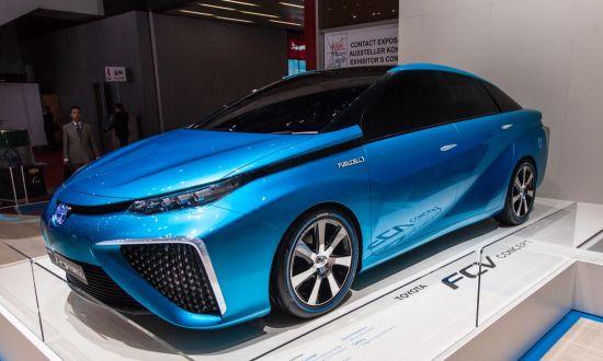 Toyota FCV Concept @ Geneve 2014