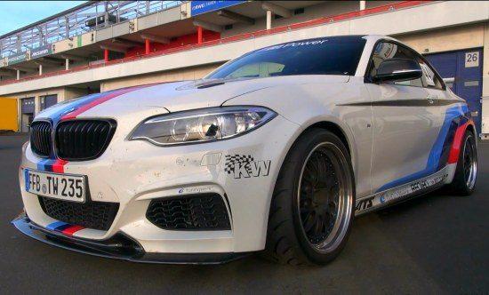 BMW M235i Tuningwerk