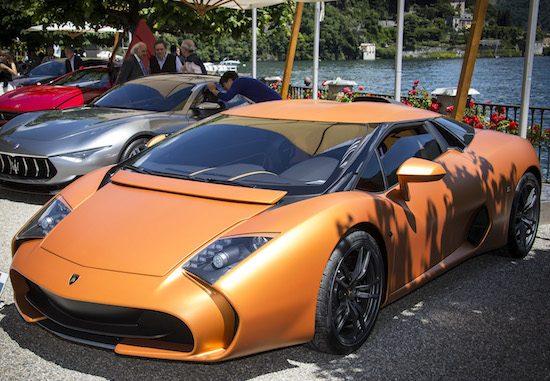 Zagato's Lamborghini 5-95