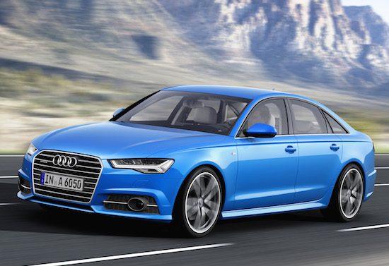 Vernieuwde Audi A6