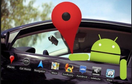 Android in your car