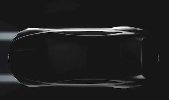 Kijken we hier naar het eerste beeld van de Audi A9?